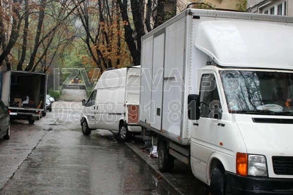Извозва стари мебели София и центъра