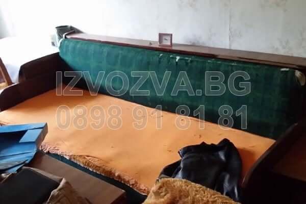 Фирма за преместване на стари мебели в София